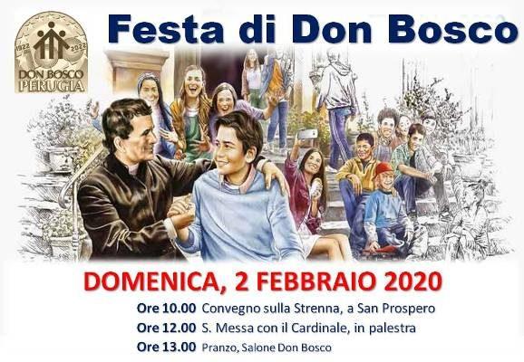 Festa di Don Bosco