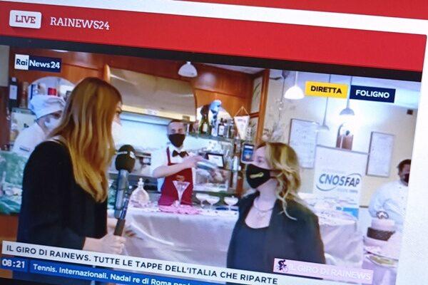 cnos foligno tv
